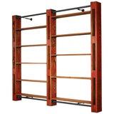 Shelving Storage Expandable Wall Unit Modular Custom Bookcase System