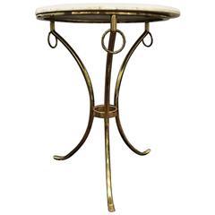 Gueridon Side Table by Paul M. Jones