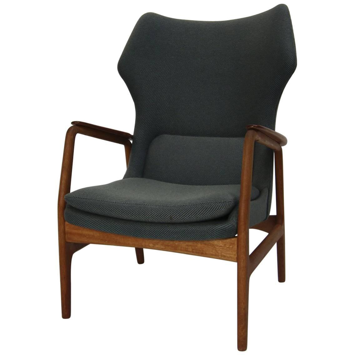 Acapulco chair vintage - Bovenkamp Wingback Chair Male Model By Aksel Bender Madsen
