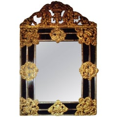 Flemish 17th Century Mirror