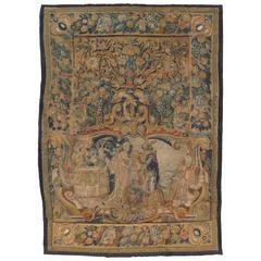 16th Century Flemish Tapestry
