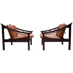 Vintage Amazonas Armchair by Jean Gillon