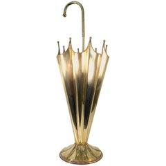 Stylish Brass Umbrella Stand