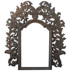 Monumental Carved Baroque Frame