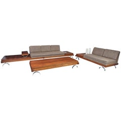 Martin Borenstein Sofa, Loveseat and Coffee Table from the Challenge Series