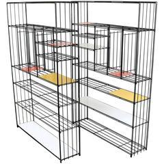 Room Divider Unit by Tjerk Reijenga for Pilastro
