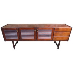 Vintage Retro, 1960s Roswewood Long Sideboard by McIntosh