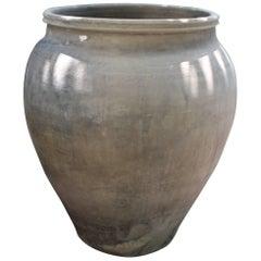 Antique Terracotta Storage Jar