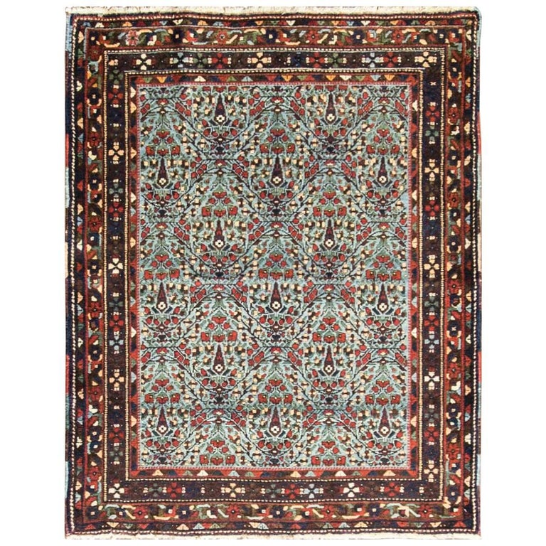 Wonderful Persian Afshar Rug At 1stdibs