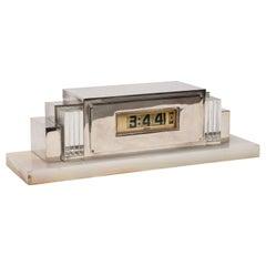Lawson Table Clock