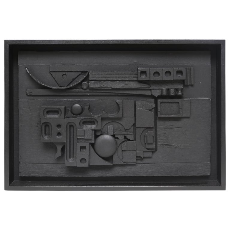 "Louise Nevelson ""Sunset"""