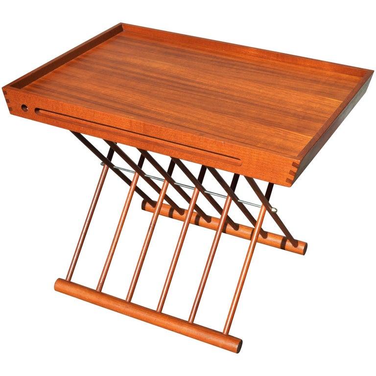 Excellent Danish Teak Folding Table Download Free Architecture Designs Lectubocepmadebymaigaardcom