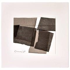 Jan Loman Fusible Interlining Composition #3, 1998