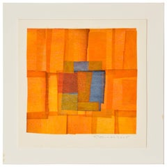 Jan Loman Fusible Interlining Composition #5, 1998