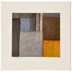 Jan Loman Fusible Interlining Composition #7, 1998