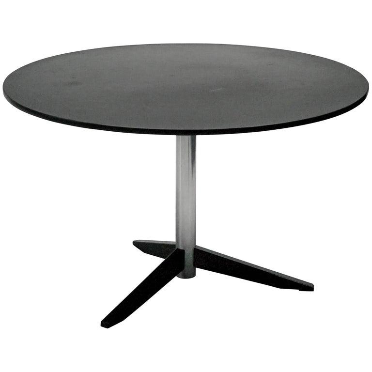 Dining Table Model Te06 in Slate by Martin Visser for 't Spectrum