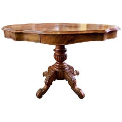 19th Century French Centre Table in Victorian Style