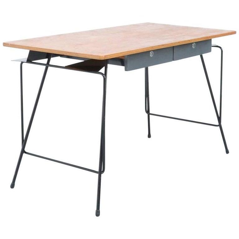Special Desk by Willy Van Der Meeren for Tubax