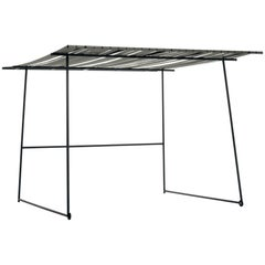 RODA Ombrina Mobile Gazebo for Outdoors with or Without Side Curtains