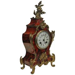 Late 19th Century French Mantel Clock