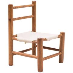 Pine and Canvas Childs Chair