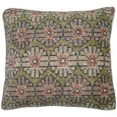 Greenery Turkish Deco Pillow