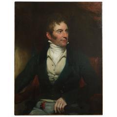 Sir John Watson Gordon Portrait of Sir Francis Ford 2nd Bt