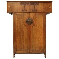 LIBERTY Oak Wardrobe
