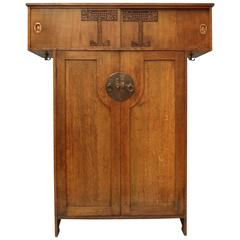 LIBERTY Oak Wardrobe