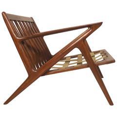 """Classic Poul Jensen """"Z"""" Chair"""