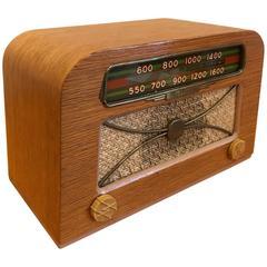 Charles & Ray Eames Hoffman Tube Radio, circa 1946