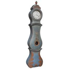Mora Clock with Original Painted Surface