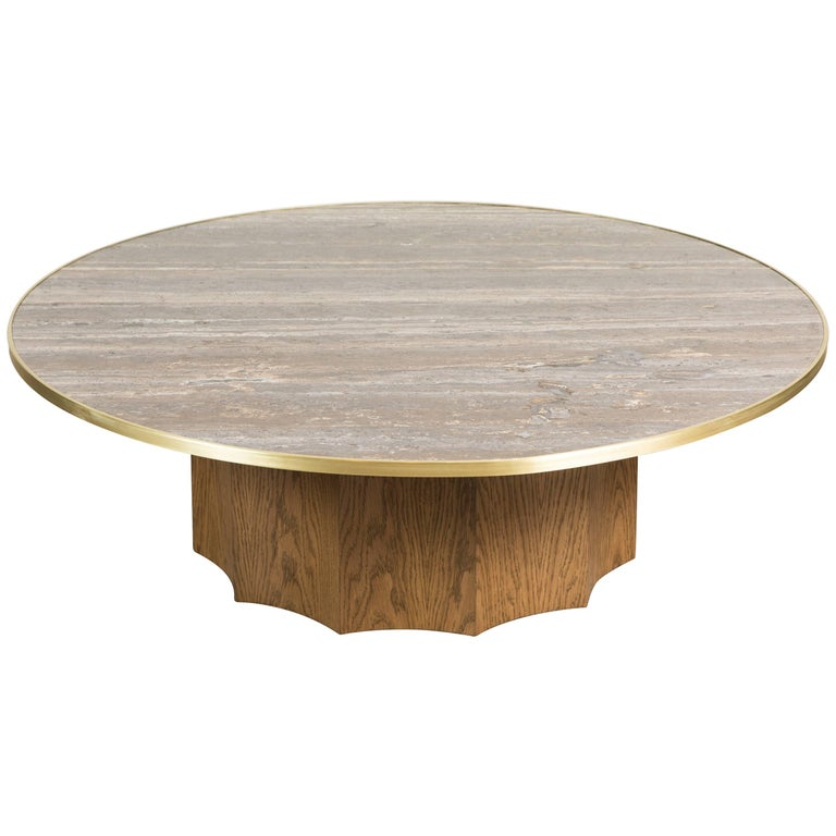 Normandie Coffee Table by Lawson-Fenning For Sale