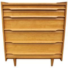 Beautiful Mid-Century Modern Crawford Dresser
