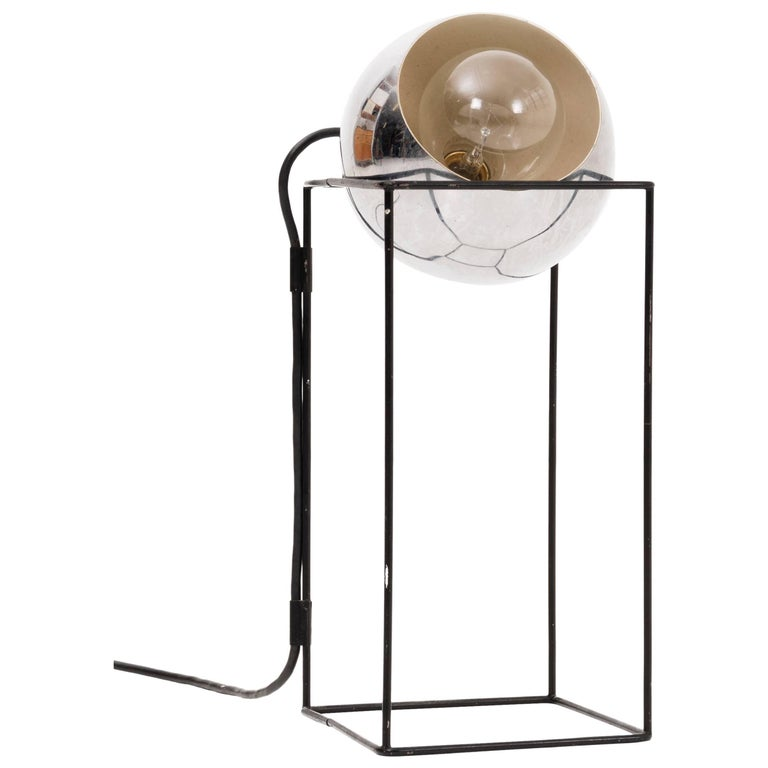 In the Style of Angelo Lelli Table Lamp