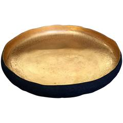 22-Karat Gold Ceramic by Cristina Salusti