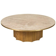 Normandie Coffee Table by Lawson-Fenning