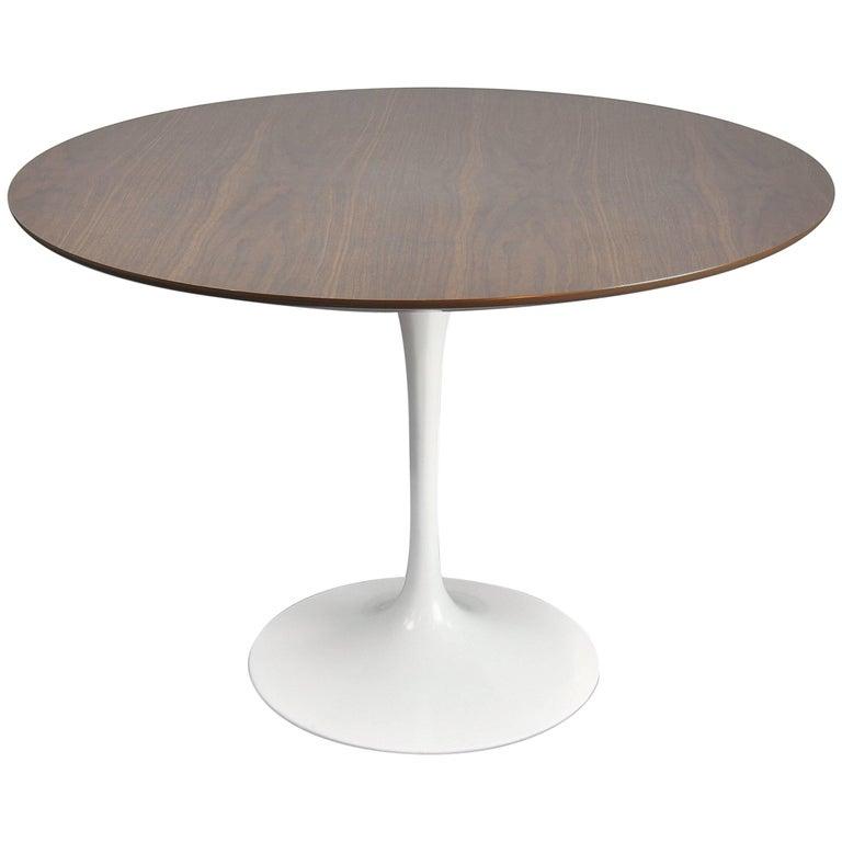 eero saarinen for knoll tulip dining table at 1stdibs. Black Bedroom Furniture Sets. Home Design Ideas