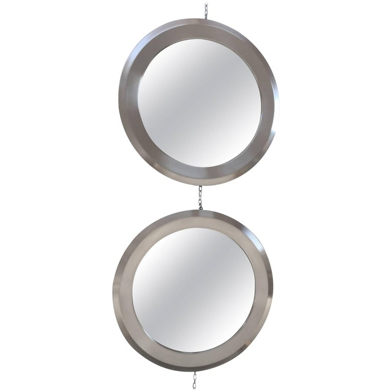 Stunning Pair of Mirror Attributed to Sergio Mazza
