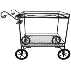 John Good Outdoor Serving Cart