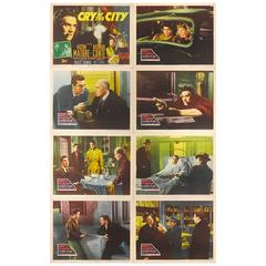 """Cry of the City"" Original American Lobby Cards"