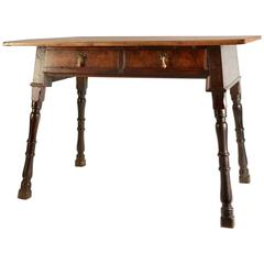 Table or Desk, Louis XIII Style, 19th Century