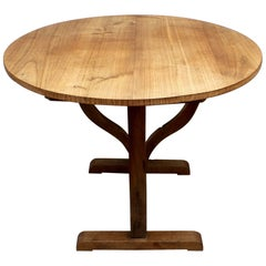 Burgundy Harvest Table 'Table de Vigneron', circa 1850s