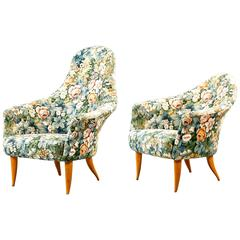 Pair of Adam Armchairs by Kerstin Horlin-Holmquist