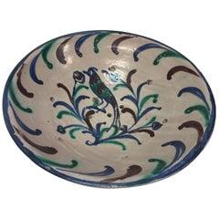 Türkischer Keramik Sieb Obstschale