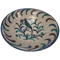 Turkish Ceramic Strainer Fruit Bowl