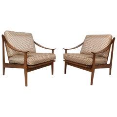Mid-Century Modern Lounge Chairs