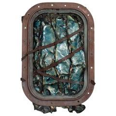 Mid-Century California Modern Enamel in Copper by Joann Tanzer