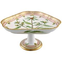 Royal Copenhagen, Flora Danica Porcelain Centrepiece