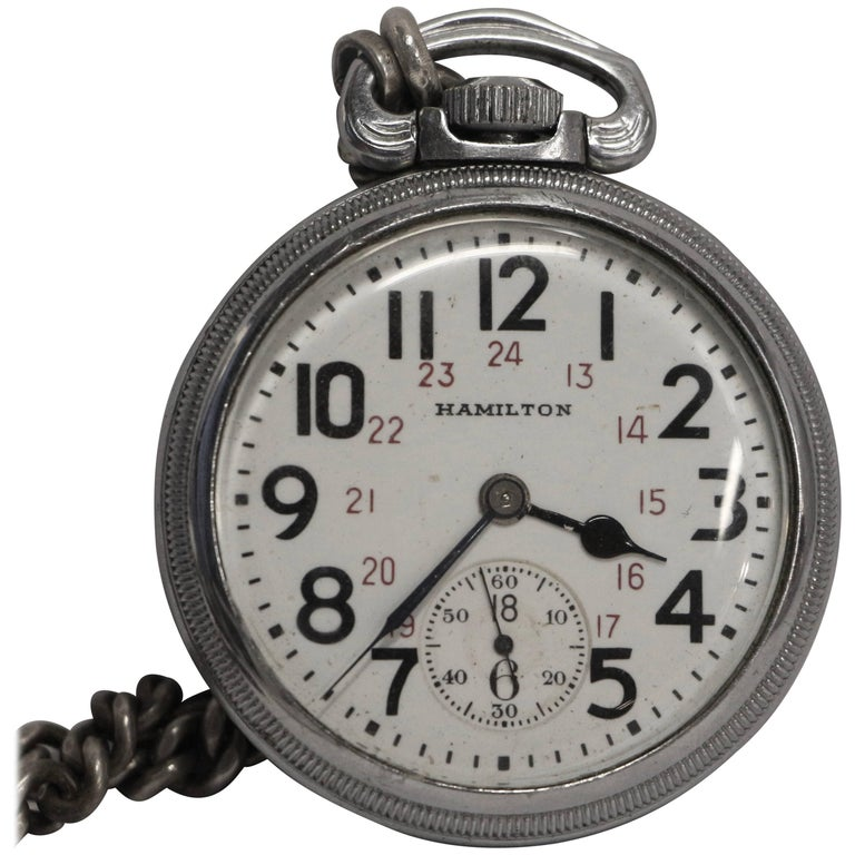 Hamilton 4229b 22 jewel rare military grade watch with commercial dial for sale at 1stdibs for Military grade watches